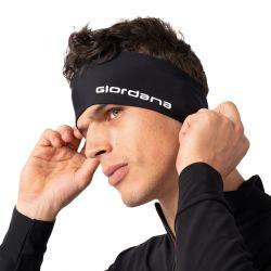 Giordana Roubaix ørevarmer m. windtex til cykelkørsel