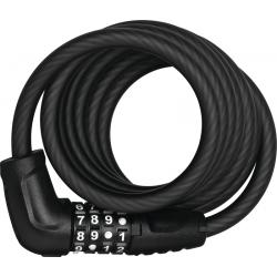 Abus Spirallås 5510 Numero Combo m/holder