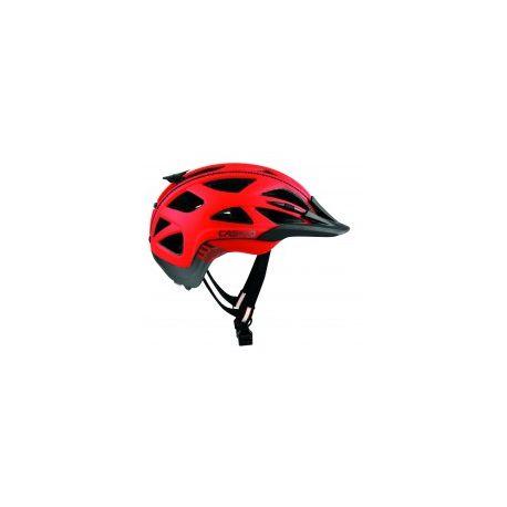 Cykelhjelm Casco Activ 2 rød anthrazit mat All-rounder Cykelhjelm