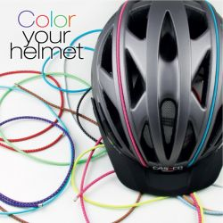 Casco Activ 2 Junior blå All-rounder Cykelhjelm