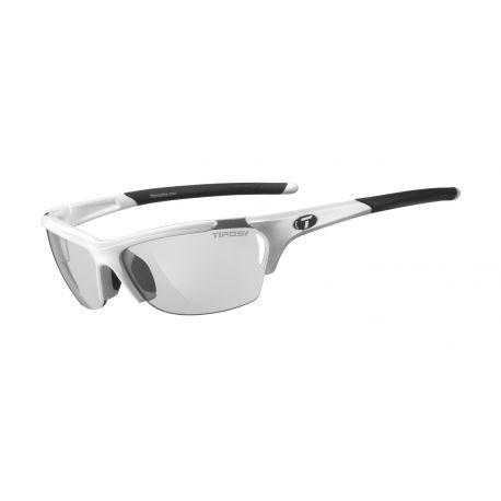 Køb Tifosi Radius Perlemor hvid Smoke Fototec cykelbriller