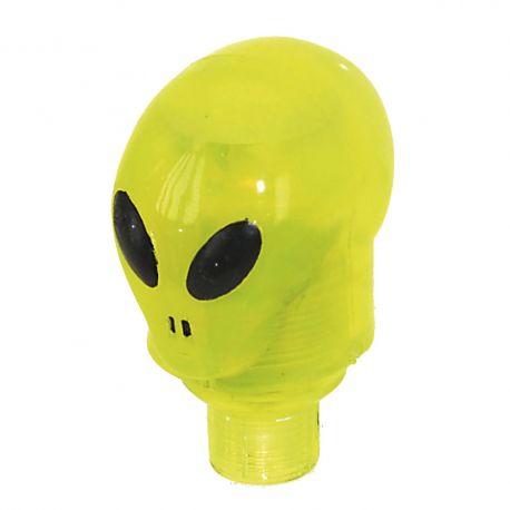 VENTURA Alien ventilhætte m. led lys | støvhætte