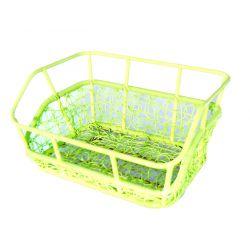 Cykelkurv For Nest Grøn med indfarvet Grøn alu top m/beslag