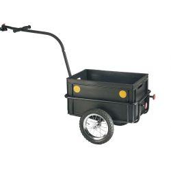 Anhænger Mini Boy 12in Hjul Bæreevne 60 kg Rumindhold 60 L