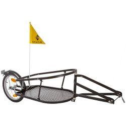 M-Wave Cykelanhænger Op Til 32kg - Sort