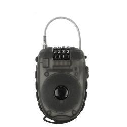 Smart sort hjelmlås fra M-wave
