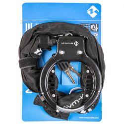 M-Wave Ring Kæde med Ramme lås med Kæde