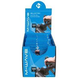 M-Wave elektronisk ringeklokke med remote til styr