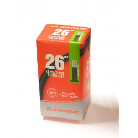 Chaoyang Slange 26x1.95-2.125 AV 33mm