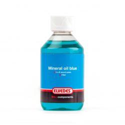 Mineral Olie Blå til alle Mineral Systemer 250ml