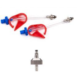 SRAM bleed adapter set