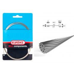 Gearwire 1×19 ø1,1/2250mm ø4×4 & ø4,5×4,5mm