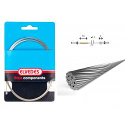 Gearwire 1×19 ø1,1/2250mm ø2,5×10 & ø4×4mm