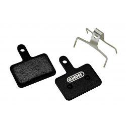 Bremsesko Metallic Carbon Shimano, 1sæt