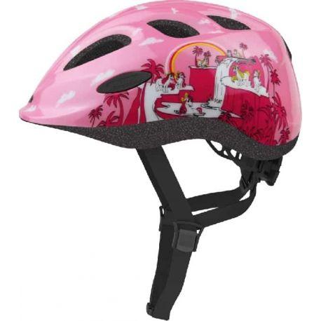 Cykelhjelm Pony børnehjelm fra Abus