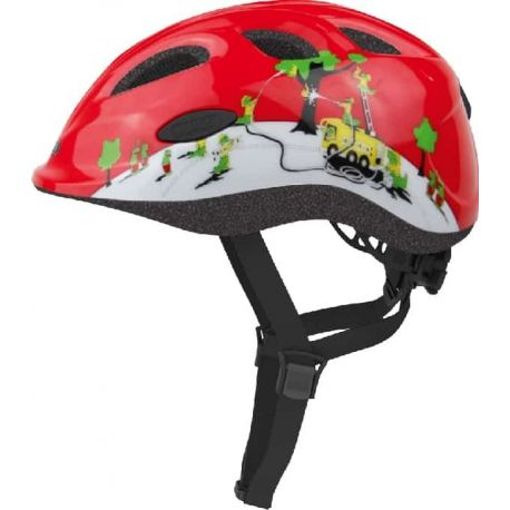 Cykelhjelm Croco Fire børnehjelm fra Abus