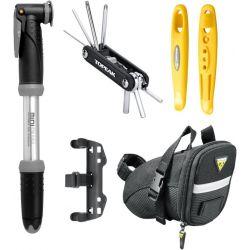 Topeak Startkit inkl. Aero Wedge Pack & udstyr