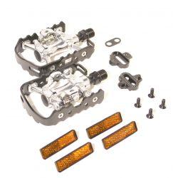 "Mixbike Pedal MTB Combi, inkl. klamper 9/16"""