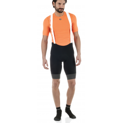 Giordana Bibshorts G-Shield Sort Str. 3XL