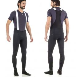 Giordana Bibtight Fusion Sort/Sort Str. 5XL