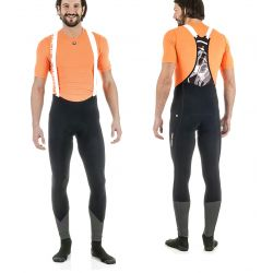 Giordana Bibtight G-Shield Sort Str. 3XL