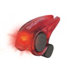 Baglygte Brakelight Rød