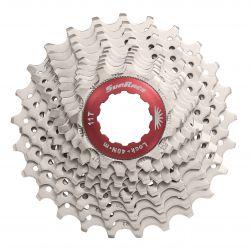 Sunrace Kassette 11 speed 11-25 Metallic - alu