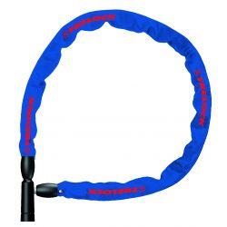 Kædelås BC 115, 60cm/4mm, Blå, Lv1