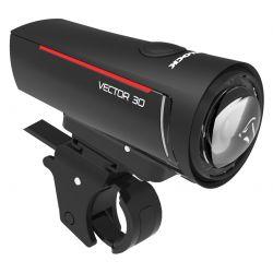 Trelock Forlygte LS 300 I-GO Vector 30