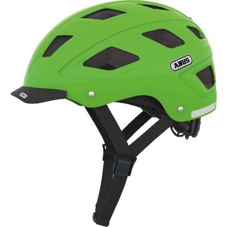 Cykelhjelm Green HYBAN cykelhjelm fra Abus
