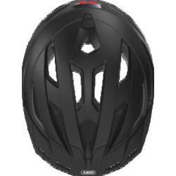Abus Urban-I 3.0 MIPS velvet black - cykelhjelm m. LED-baglygte