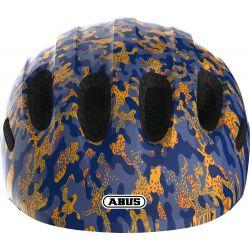 Abus Smiley 2.0 cykelhjelm, camou blue