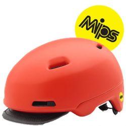 Giro Sutton MIPS cykelhjelm, mat orange